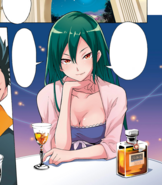 Crusch Karsten - Daisanshou Manga 6