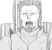 Marcos Gildark - Daisanshou Manga 1