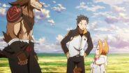 Subaru, Ricardo, and Mimi - Re Zero Anime