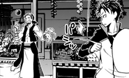 Kadomon and Subaru - Dainishou Manga