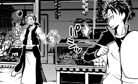 File:Kadomon and Subaru - Dainishou Manga.png
