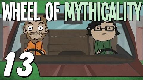 Cop Chase (Wheel of Mythicality - Ep. 13)