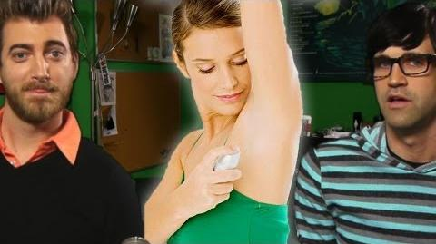 I Wear Women's Deodorant