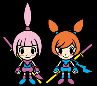 Kat & Ana Game&Wario
