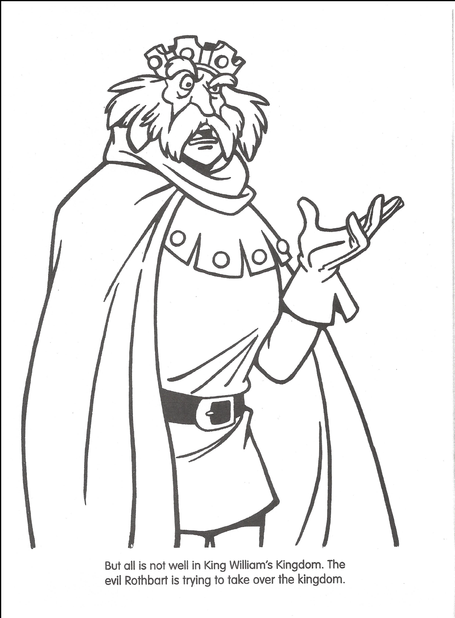 Swan princess coloring pages - File Swan Princess Official Coloring Page 5 Png