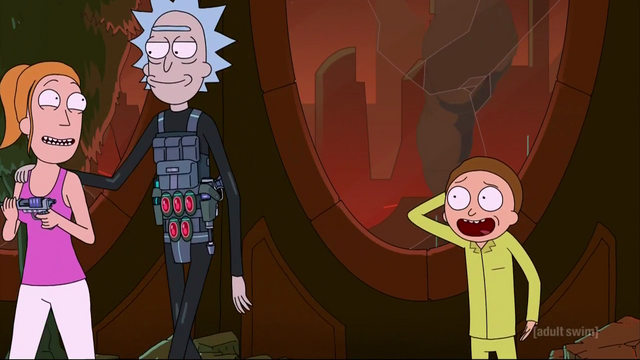 File:S3e1 good thing morty saw that....png