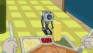 S1e9 fed up robot