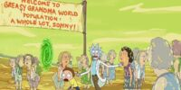 Greasy Grandma World