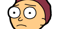 Red Shirt Morty