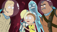 S1e3 impressed with morty