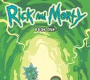 Rick and Morty Book 1