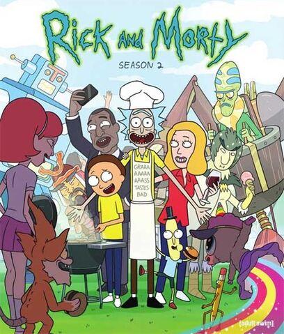 Файл:Rick and Morty Season 2.jpg