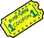 Blips and Chitz Coupon