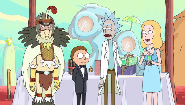 File:S2e10 birdperson glad to see rick.png