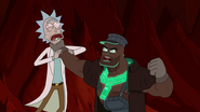 S3e4 mad at rick