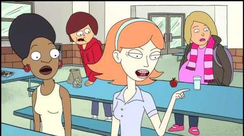 Rick and Morty Adult Swim Promo HD 720p