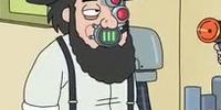 Amish Cyborg