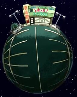 Pawn Shop Planet