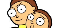 Triple Morty (Pocket Mortys)