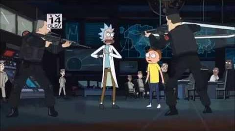 Rick and Morty Season 2 Promo Commercial