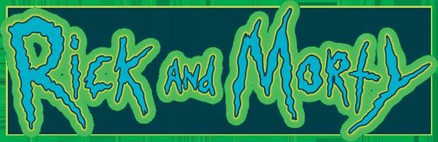 File:Rick and Morty logo.png
