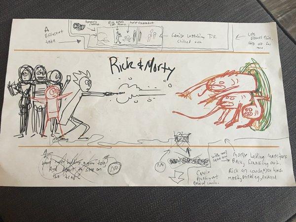 File:Art direction for the season one poster.jpg