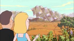 Cob Planet Mountains