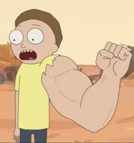 File:S3E2 Armthony (in Morty's Body).png