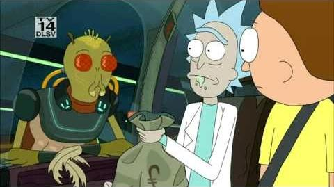 Rick and Morty - Mortynight Run - Adult Swim Promo HD 1080p