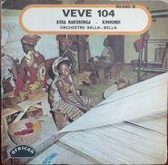 African 90620 veve 104