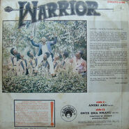 Warrior & His Oriental Brothers International - Onye Oma Nmanu Trasera