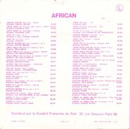 African 90852 CB 1000