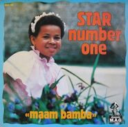 Star NumberOne Maam Front