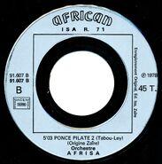 African 91.607 LB
