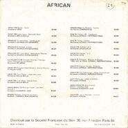 African 90702 CB 1000