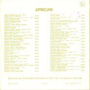 African 90851 CB 1000