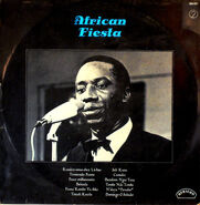 African Fiesta, front