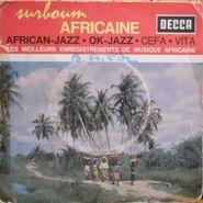 VITA 102 Surboum Africaine Decca