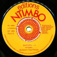 Editions Ntimbo ET 001 L1 1000