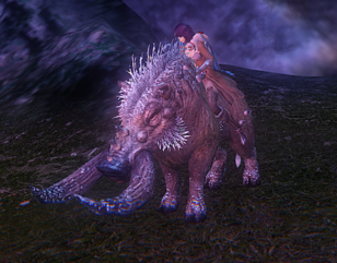 Cold Tusk - mount