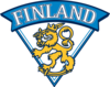Finland national woman's ice hockey team logo