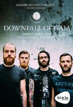 Roadburn 2015 - Downfall of Gaia