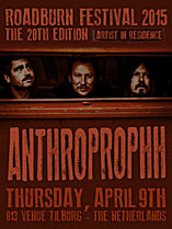 Roadburn 2015 - Anthroprophh