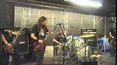 Electric Wizard Live Utopia records Sydney. 2005