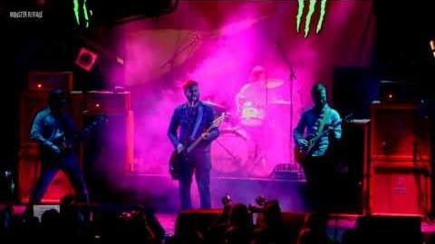 LOWRIDER - DesertFest London 2013 (Credit Monster Riffage)