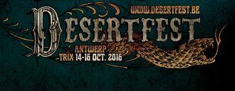 Desertfest Belgium 2016