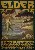 Roadburn 2013 - Elder
