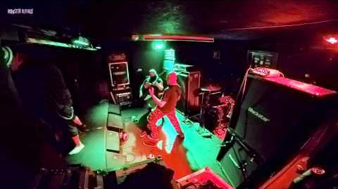 Nomad - Riff Fest, Alma Inn, Bolton UK 28-Aug-2015