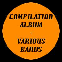 Compilation Album Various Bands Button