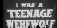 I Was a Teenage Werewolf (MST3K)